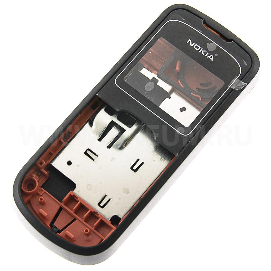 Корпус Nokia 1202 black (черный) ...